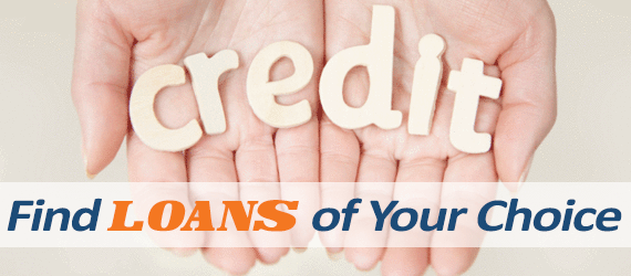 Find Loans of Your Choice